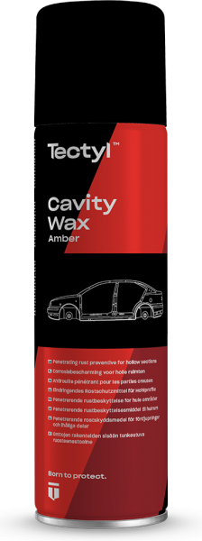 Tectyl Cavity Wax Amber